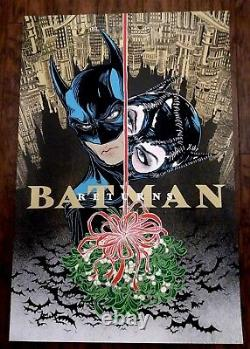 Yuko Shimizu Batman Returns Limited Screen Print-DHM Mondo/Burton SOLD OUT